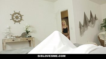 Watch video sex hot SisLovesMe BJ Surprise From Lil Step Sis in TubeXxvideo.Com