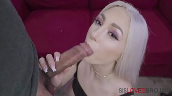 Slutty SISTER rides her BROTHER- Dylan Vox