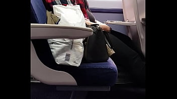 Fat chav on the train. Don't  see me film. | Video Make Love