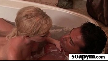Sisters Friend Gives Him a Soapy Massage 18