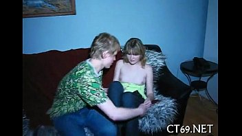 Young legal age teenager having sex movie scenes->