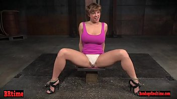 c. submissive milf tormented by master