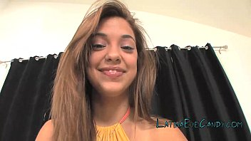 Latina Teen Glazing | Video Make Love