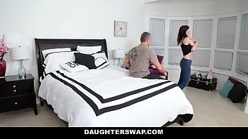DaughterSwap - I fucked My Friends StepDaughter (Bailey Brooke) (Rylee Renee) Behind His Back