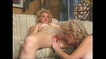 Grannies and Young Girls Nasty Lesbian Fuck