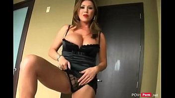 thumb Hot And Horny Cougar Stepmother Seduces Her Stepson To Have Sex Pov
