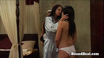 xxarxx Lesbian Slaves And Mistress In The Same Bed