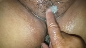 Son in law and Mom pussy and big ass massage