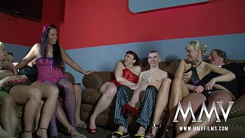 xxarxx MMV FILMS German Swingers everybody gets some