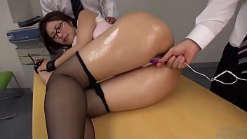 Super horney big ass Secretary Mizuno Asahi groped 3
