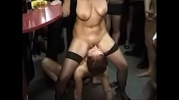 Swingers clubs piss party pt 2...