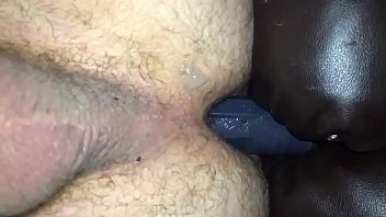 Backing up on my new dildo
