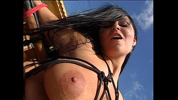 Sexy chick acquires a thrashing for her anal canal