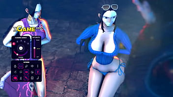 Hot monster 3d animation game...