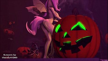 Halloween special my little pony blowjob...