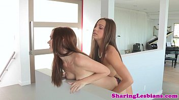 Download video sex Classy lesbian couple closeup on the sofa of free