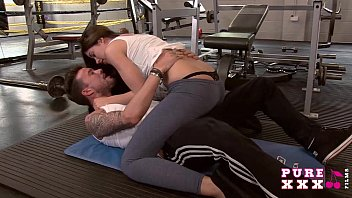 thumb Pure Xxx Films Gym Sex Is The Best Workout