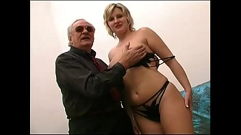 Chubby blonde shagged by a hard cock...