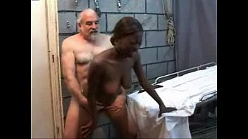 sexy black girl force fucked by old fat man [15:06x416p]->