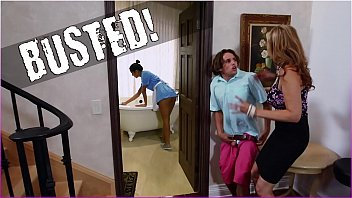 Bangbros - stepmom julia ann threesome & latina...
