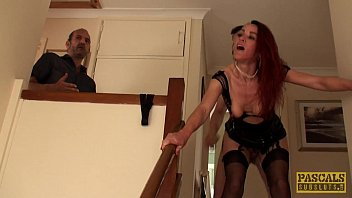 English wifey whore assfucked to pay off debt  #11633