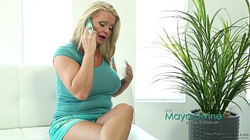 Busty MILF Maya Devine deserves to be called a professional cocksucker  807047
