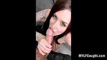MILF gets caught stealing and cop records fucking her- Brooke Lyn Rose