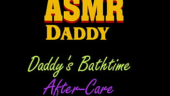 Daddy&#039_s Bath Time Aftercare , Gentle Audio Only - DDLG, Soft Daddy