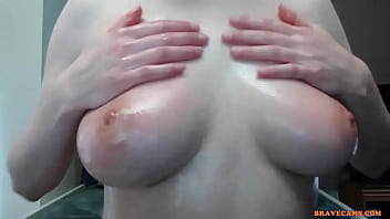 skillful management of natural tits