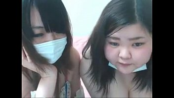 Two BBW Japanese webcam-www.Slut-Roulette.webcam