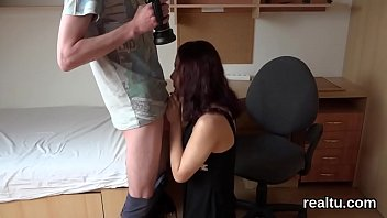 Exceptional czech sweetie gets tempted in the mall and fucked in pov