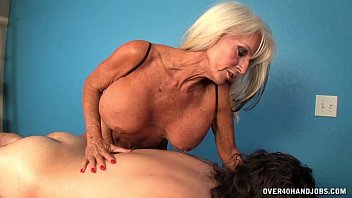 Mature Masseuse Handjob | Video Make Love
