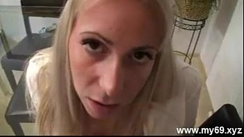thumb Sexy Attractive German Blonde Teacher Fuckers Her Student On Tape