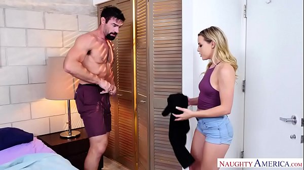 Creampie your wife's bubble butt friend! - Naughty America