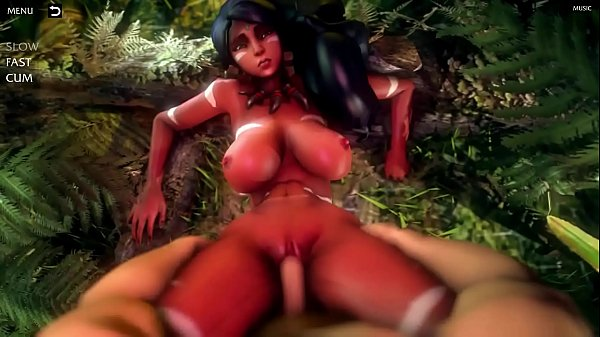 League of Legends: Nidalee: Queen of the Jungle