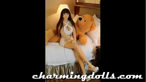 ASIAN SEXDOLL FUCKED BY THE BEAR and k. AFTER