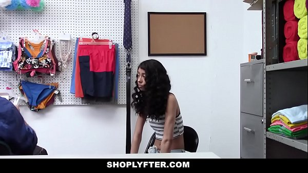 ShopLyfter - Tiny Cute Teen (Jada Doll) Gets Fucked Rough For Stealing