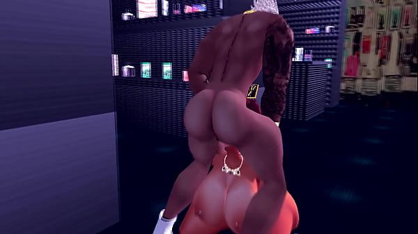 Explicit Ma Gets Fucked By Monster Black Cock In Store