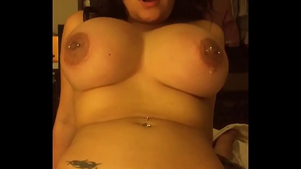 Amazing tits with piercings excelent porn