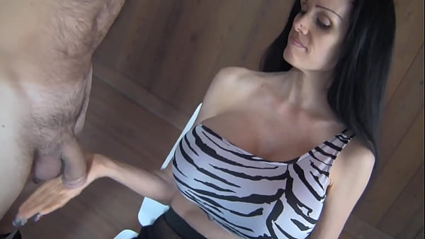 Sofia Staks - Step-Mommie's Punishment Handjob