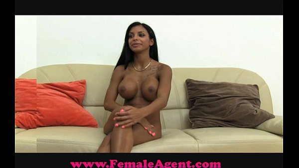 FemaleAgent Tit's to die for