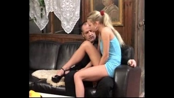 German hot step daughter got fucked by her step dad