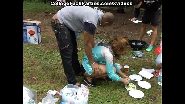 Sex Party in nature