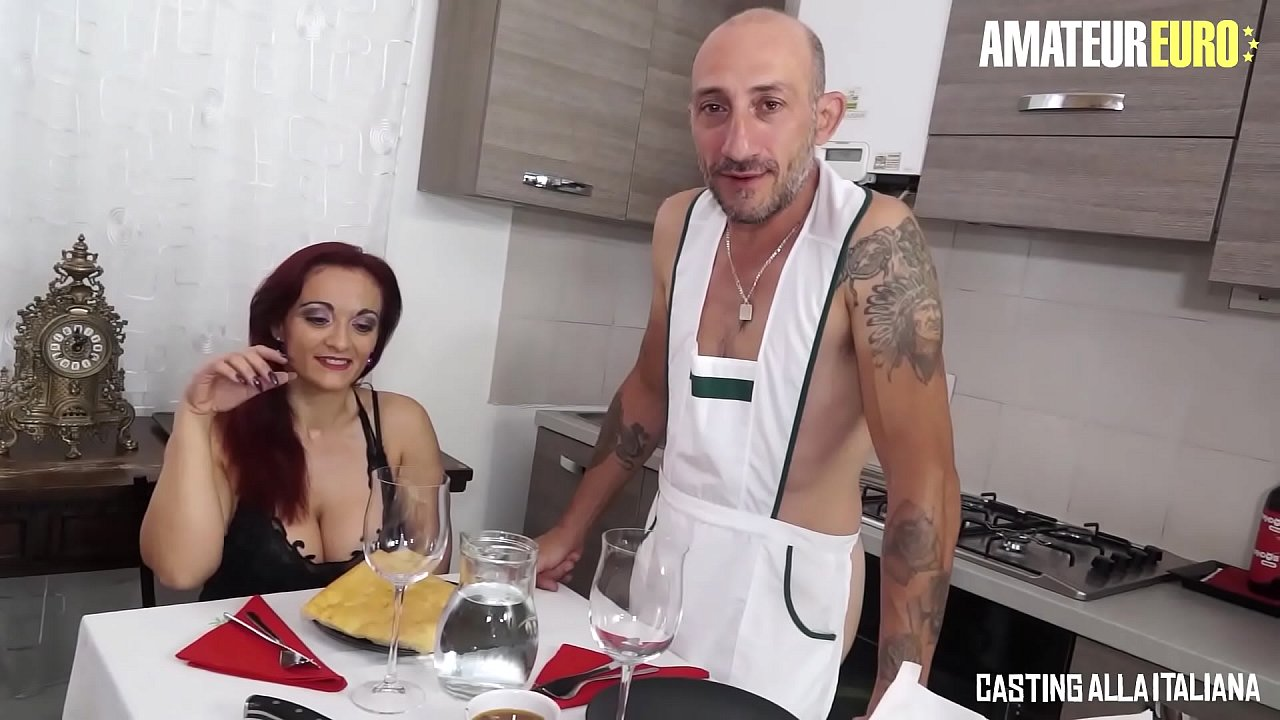 AMATEUR EURO - Mary Rider - Dirty Cougar MILF Deep Anal Fucked By Huge Cock Guy