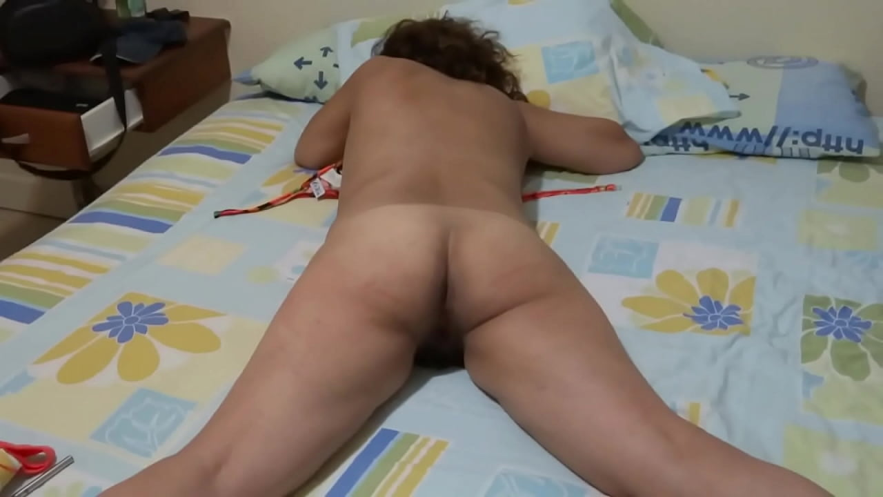 58 year old mother on beach vacation is seduced by hotel employee, pussy lick, masturbation and orgasm  thumbnail