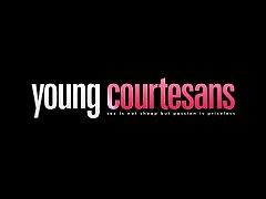 Young Courtesans - Hot thing is a courtesan Foxy