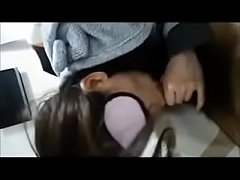 japanese blowjob with toy