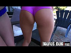 Mofos - Share My BF - Two Bikini Babes Share a Boyfriend starring Kimmy Granger and Anya Olsen