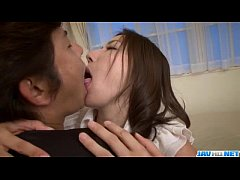 Mirei Yokoyama blows it hard before gettin nailed