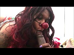 Sexfeene the Thotty Nose Squirting Reindeer